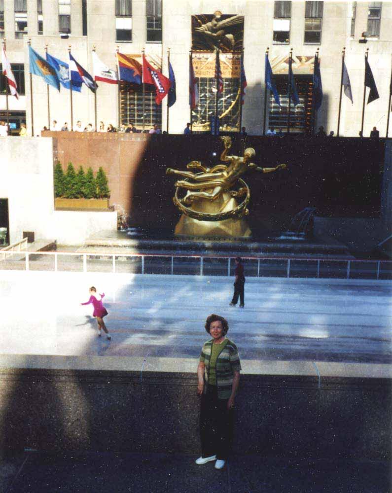 Rockefeller center 2003